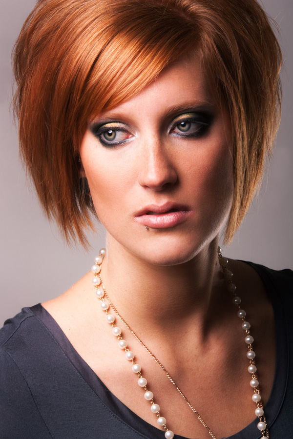 Party Style & Airbrush Makeup. Photo by: Kyle Weber.