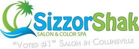 Collinsville's Top Hair Salon - Sizzor Shak - Voted #1